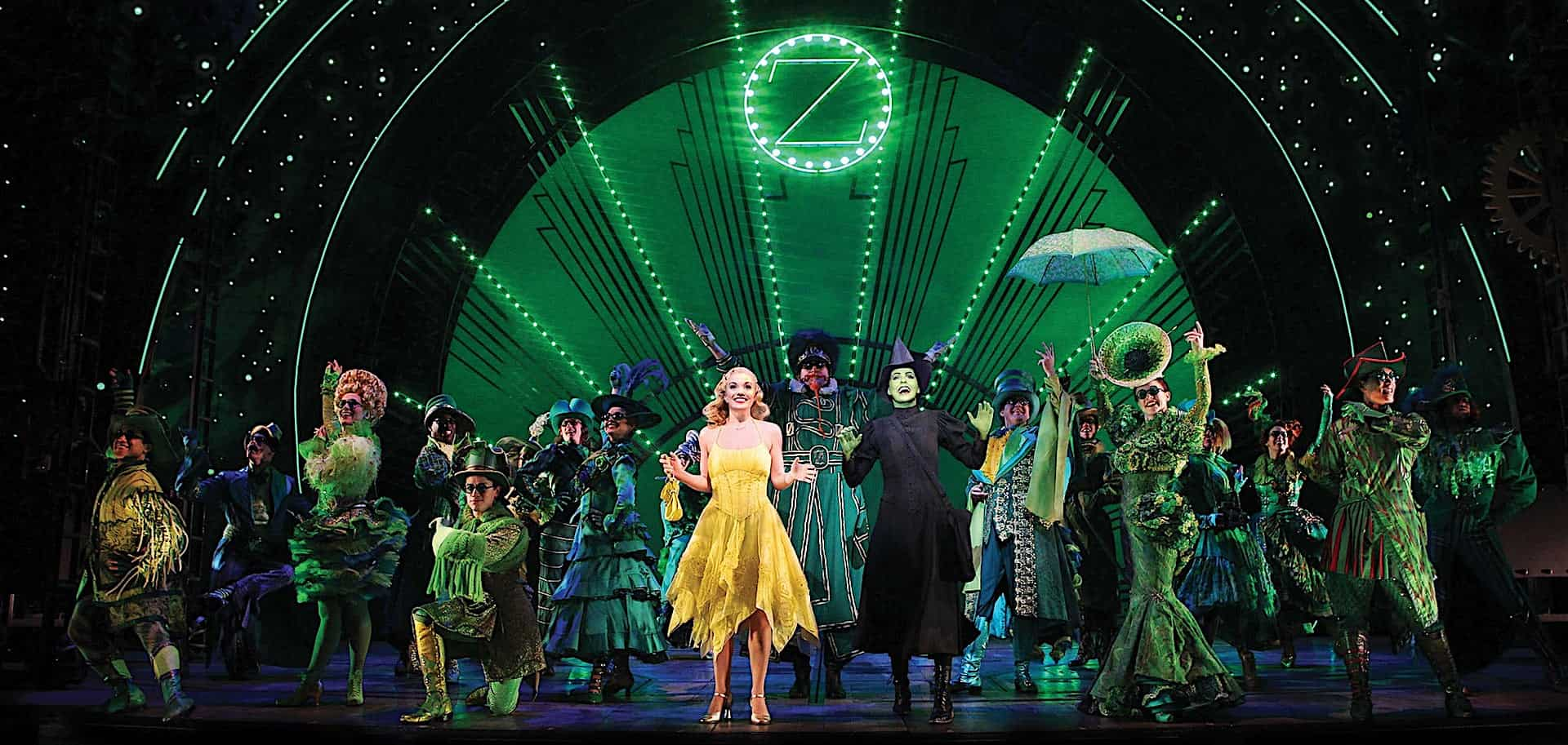 Wicked-NYC-Schedule