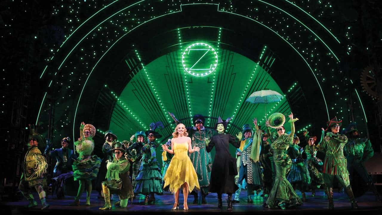 Wicked-show