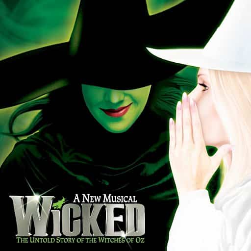 Wicked Broadway Musical-Concert
